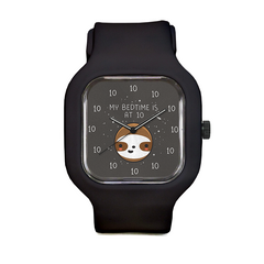 Bedtime Sloth Sport Watch