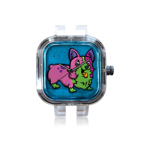 ChrisBrock PopCorgi watch