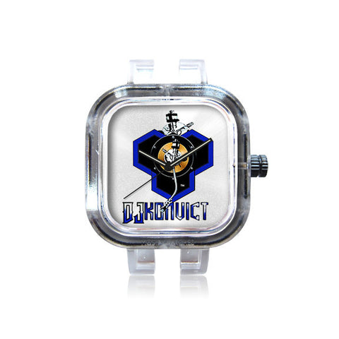 DjKonvict White watch