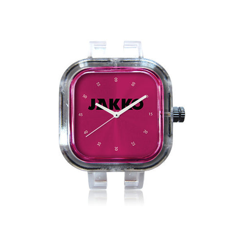 Jakko PinkLogo watch
