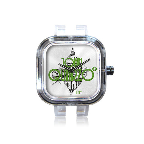 JohnQuarzo SaintPeterGreen watch