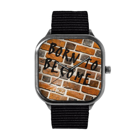Marie Brick Watch
