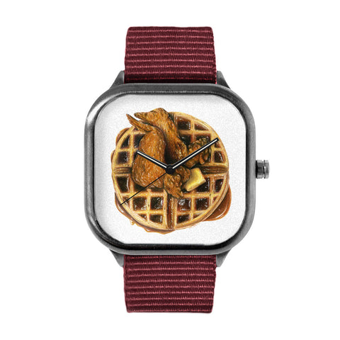 Chicken and Waffles Watch