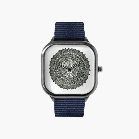 Detailed Mandala Watch