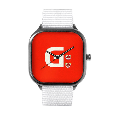 GFit Red Valentine Watch