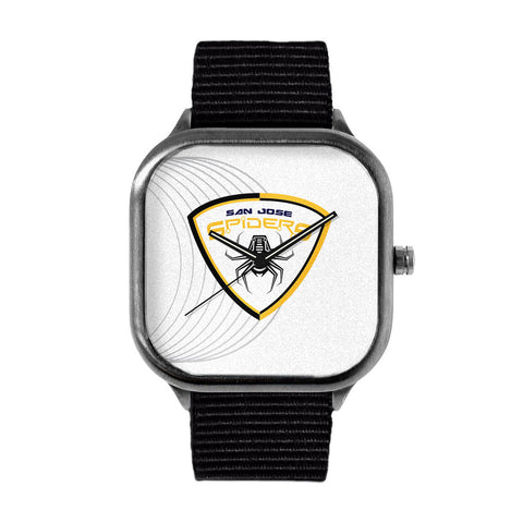 San Jose Spiders Watch