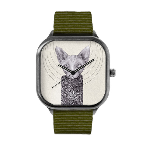 Catsh Watch