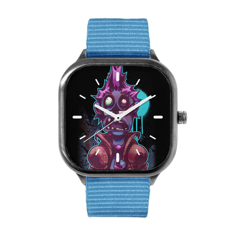 Crump Smash Zombie Watch