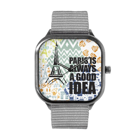 Paris Time Watch