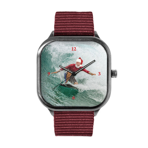Surfin Santa Watch