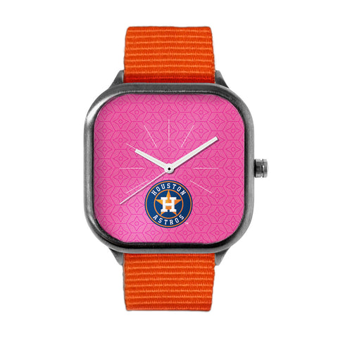 Pink Houston Astros Watch