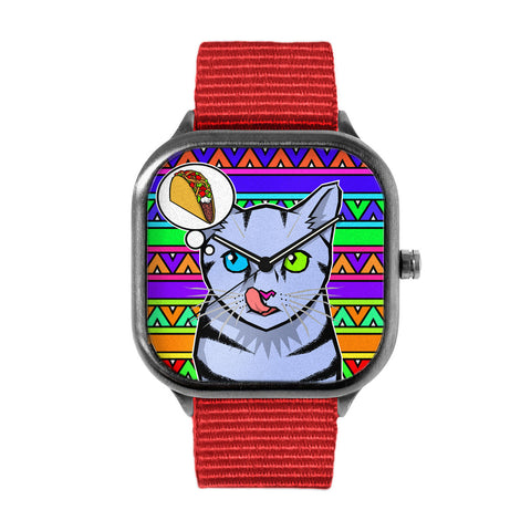 Taco Lover Watch