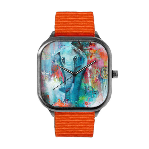 The Elephant and the Butterfly Watch