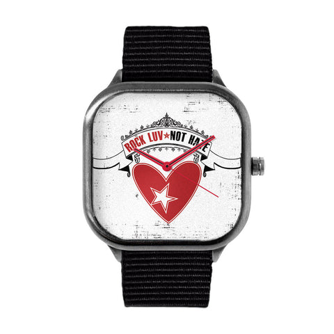 Rock LUV Not Hate Watch