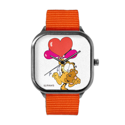Garfield Love Balloons Watch