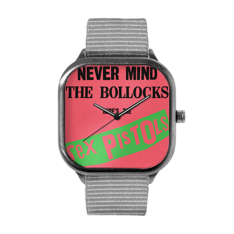 Sex Pistols Nevermind the Bollocks Watch