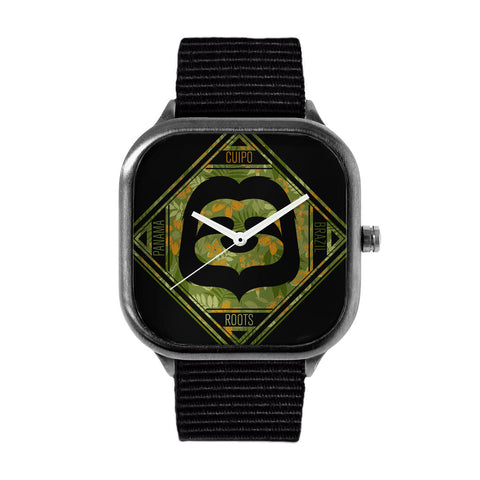 Sloth Floral Watch