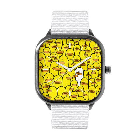 Hello Ducks Watch