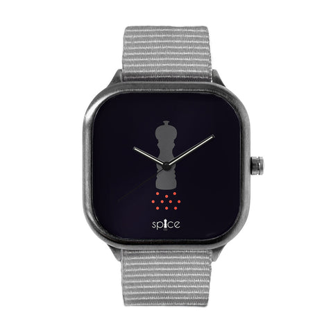 Salt and Pepper Watch