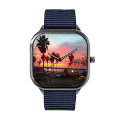 San Diego Sunset Alloy watch