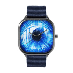 Blue Iris Watch