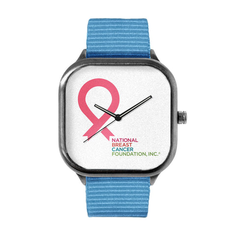 Small Pink Ribbon Watch