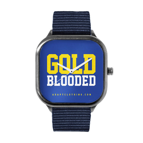 Gold Blooded Royal Watch