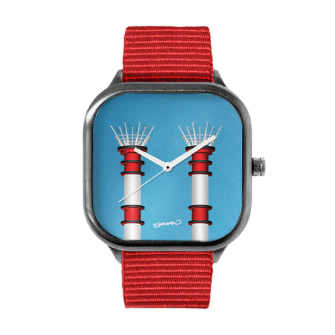 Minimalist Great American Ball Park Watch