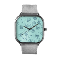 Speckled Flowers Watch