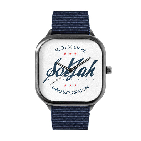 Foot SolJahs Watch