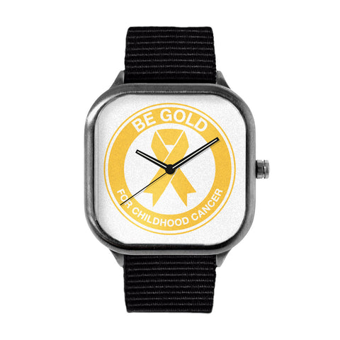 Be Gold Watch