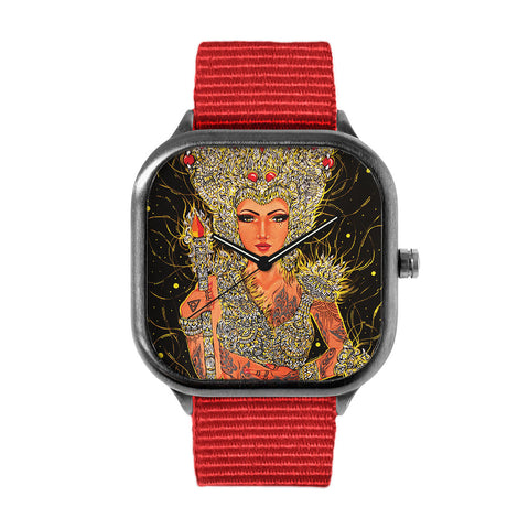 Golden Empress Watch