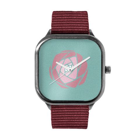 Rose Gradient Watch