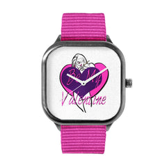 Be My Valentine Watch