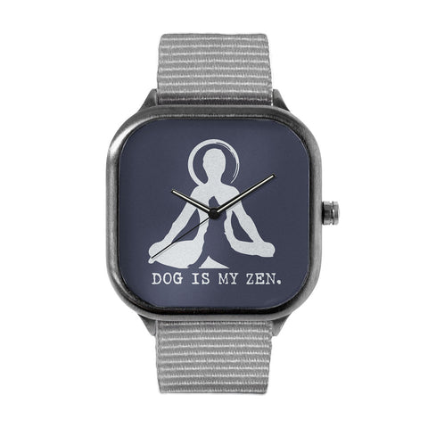 Dog is my Zen Watch