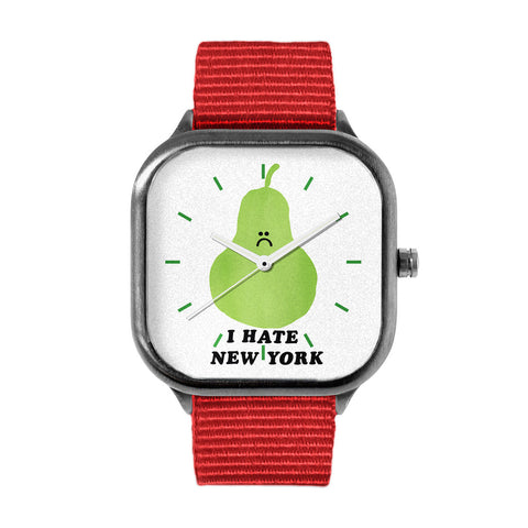 IHate New York Watch
