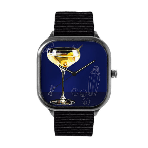 Martini Glass Watch