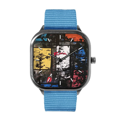 Patchwork 7 Watch