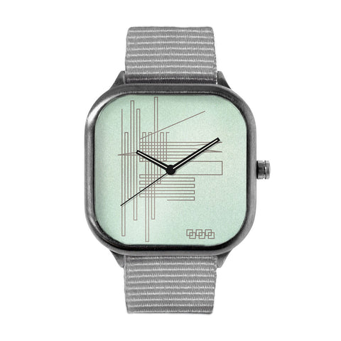 James Passos Continous Lines Watch