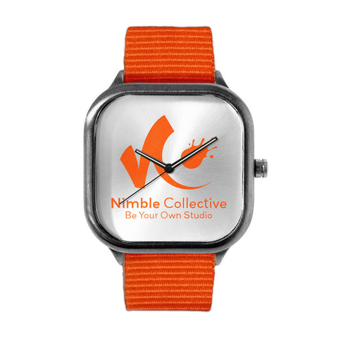 Nimble Orange Watch