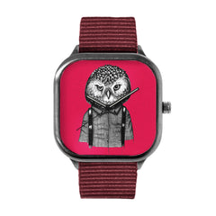 Hipster Owl Watch