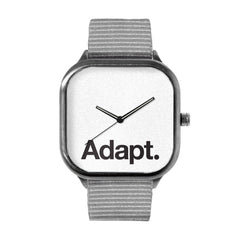 Adapt White Watch
