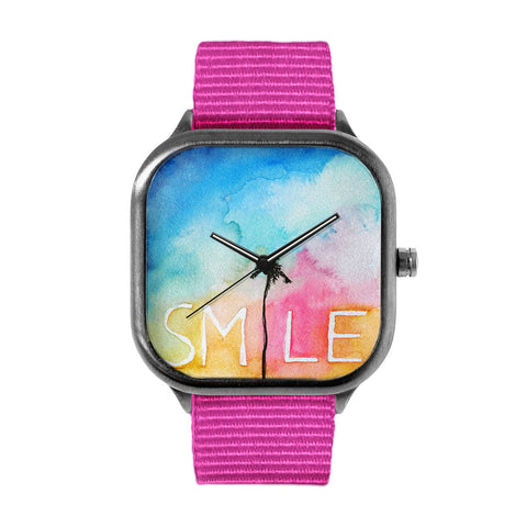 Palm Tree Smile Watch