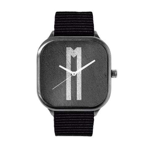 Monolithic Monogram M Watch