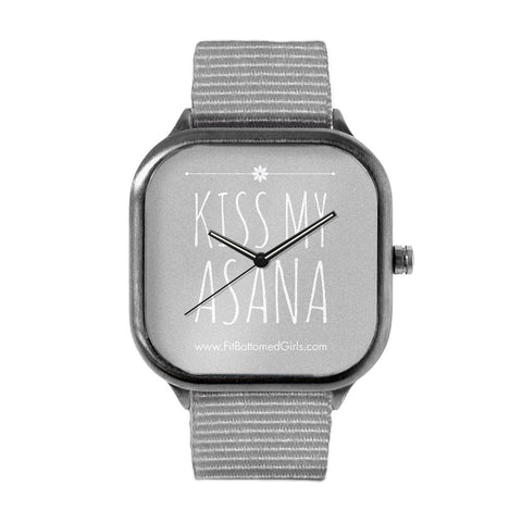 Kiss My Asana Watch
