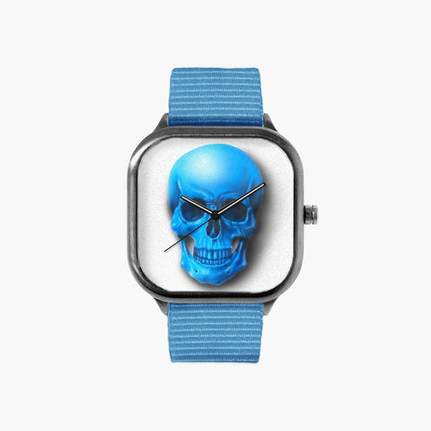 BlueSkull Watch