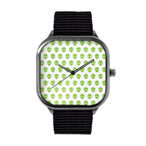 Little Green Men Watch