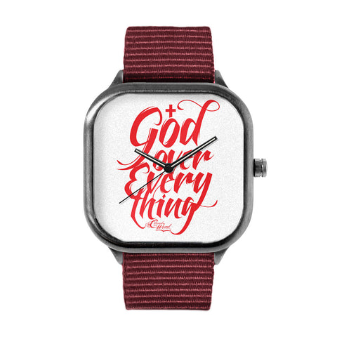 God Over Everything Watch