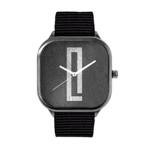 Monolithic Monogram Q Watch