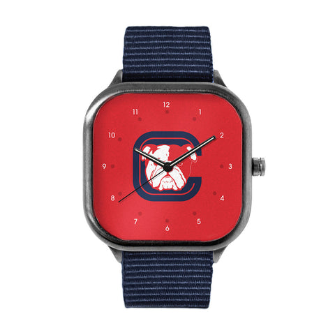 Cleveland Elementary PTA Red Numbers Watch
